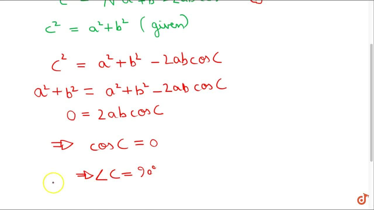This Video will cover the following concepts - PYTHAGORAS THEOREM