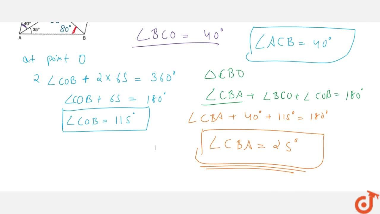 Solution for In Figure, A B C D is a parallelogram in which