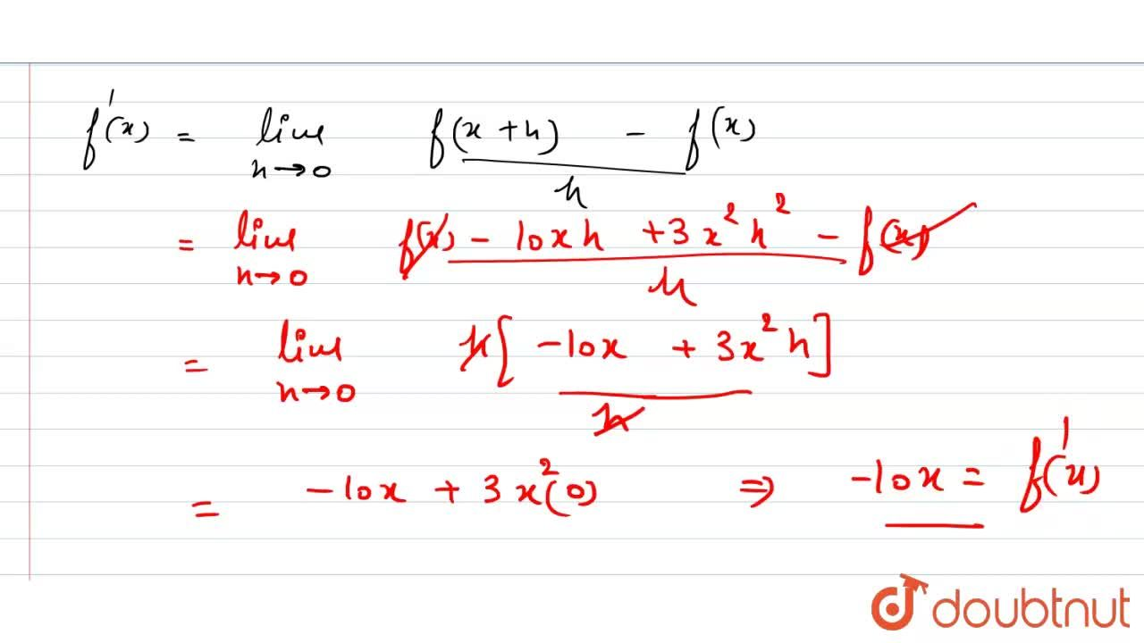 Solution for Let f:R to R be a function satisfying f(x+y)=f(