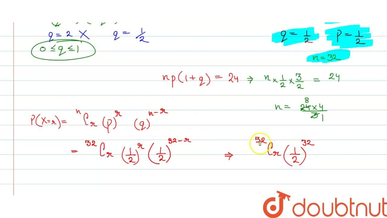 Solution for The  sum and   the product of the   mean  and  var