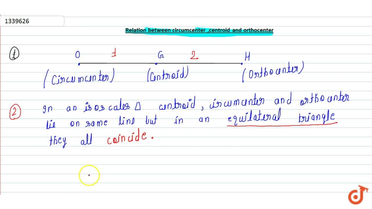 Solution for COORDINATE GEOMETRY | SECTION FORMULA, SOME IMPORT