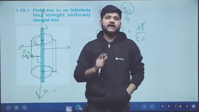 Solution for Class 12 Physics Chapter 1 Electric Charges & Fiel