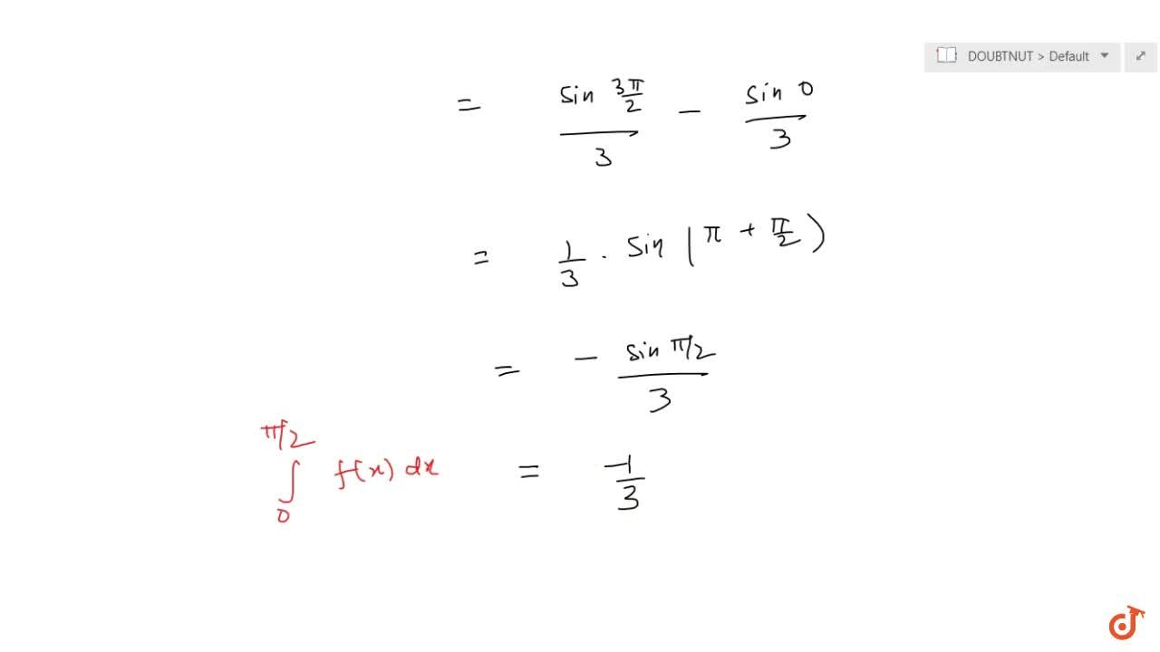 Solution for  if f(x)=[[cosx,1,0],[1,2cosx,1],[0,1,2cosx]], t