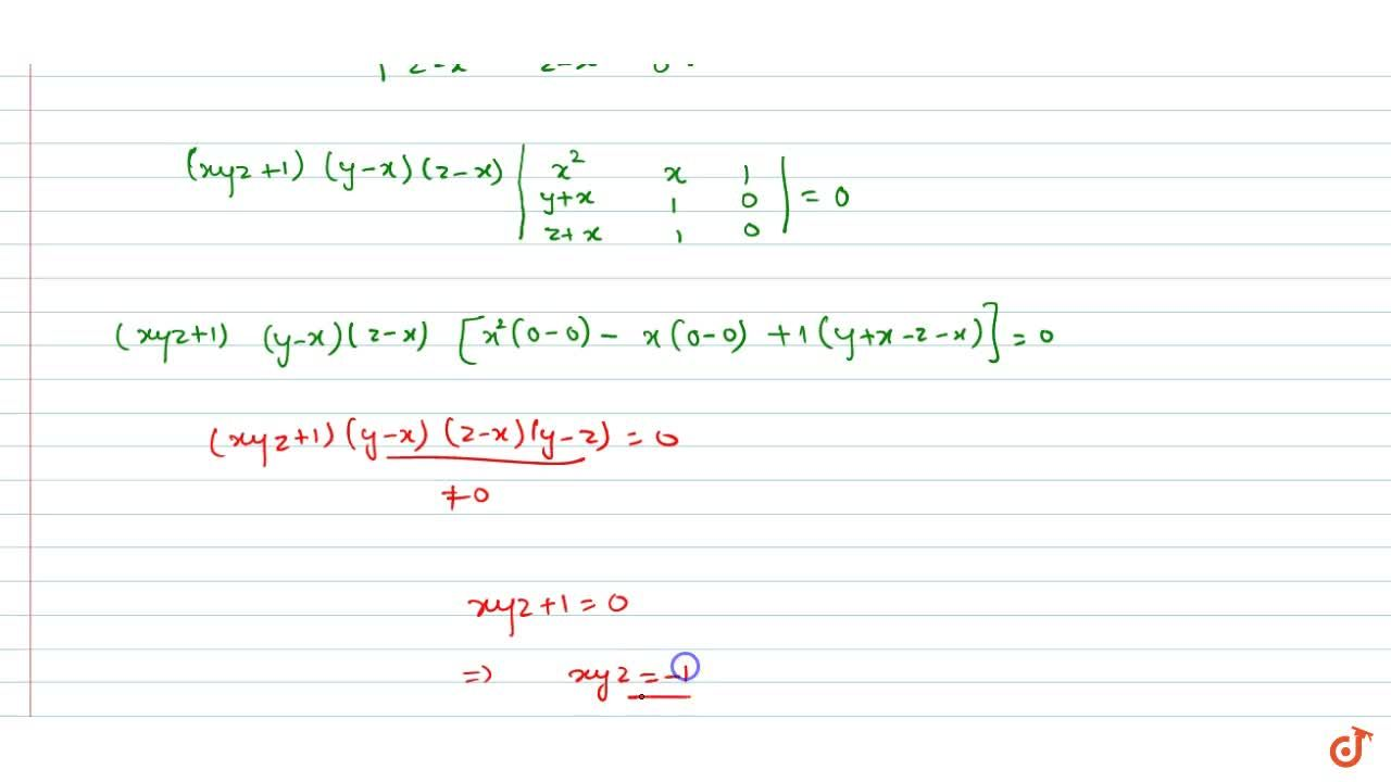 Solution for If  [x^3+1, x^2, x] , [y^3+1, y^2, y] , [z^3+1, z