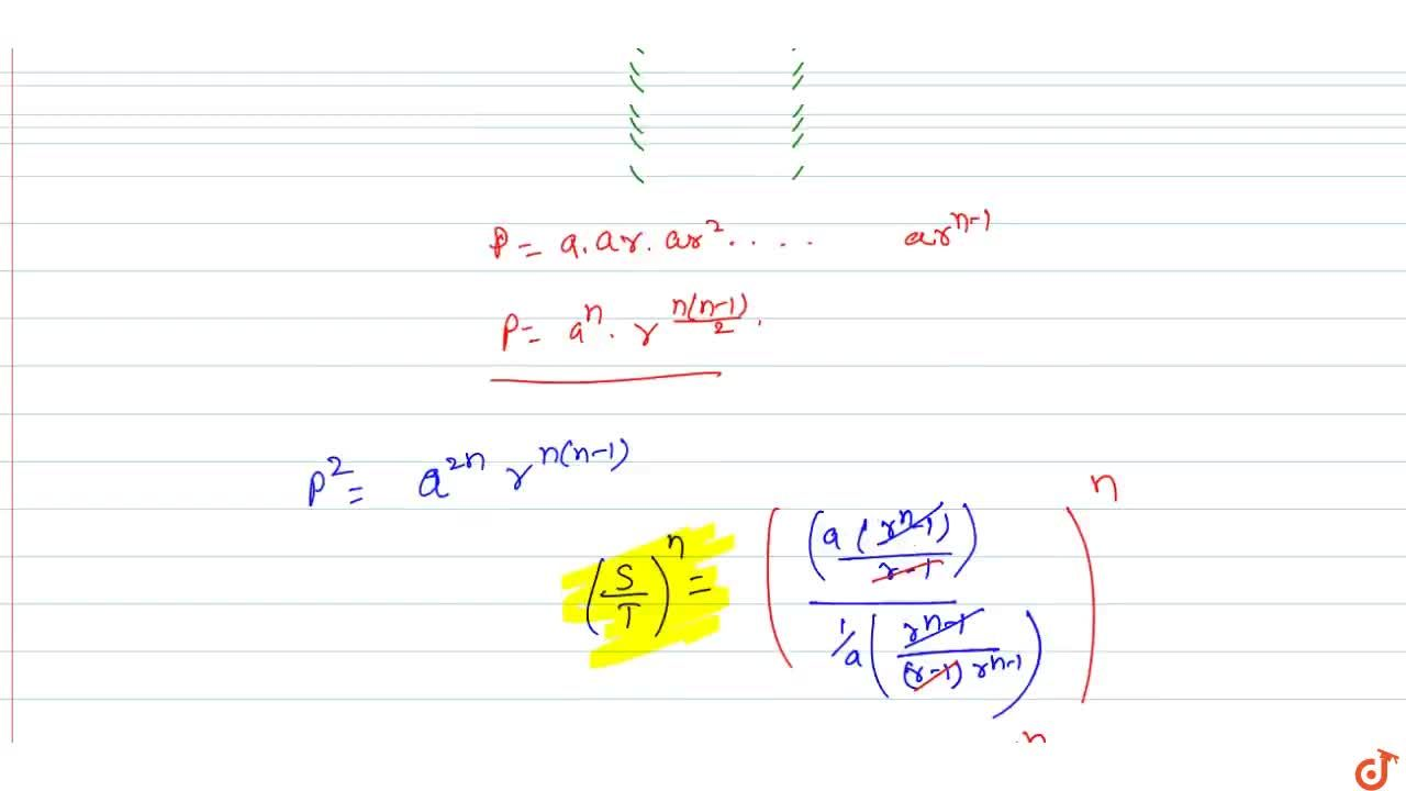 Solution for Let the numbers a_1,a_2,a_3...a_n constitute a g