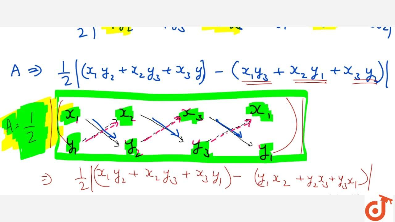 Solution for COORDINATE GEOMETRY   INTRODUCTION, DISTANCE B,W T