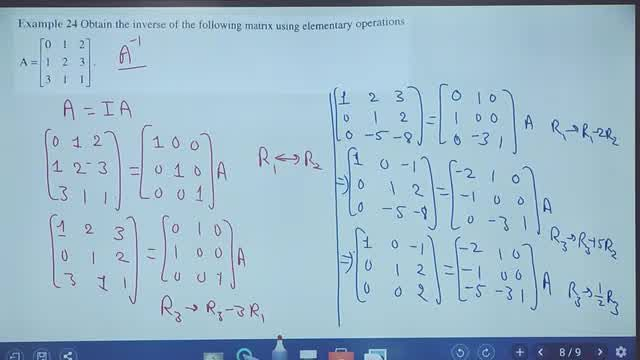 Solution for Class 12 Maths   Chapter 3   Matrices   Important