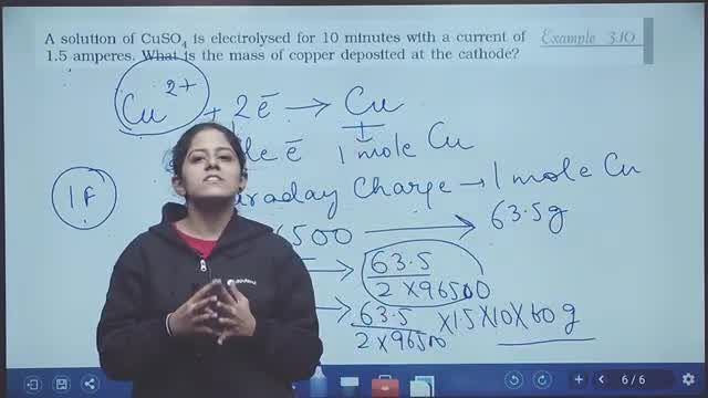 Solution for Class 12 Chemistry Chapter 1 Electrochemistry Impo