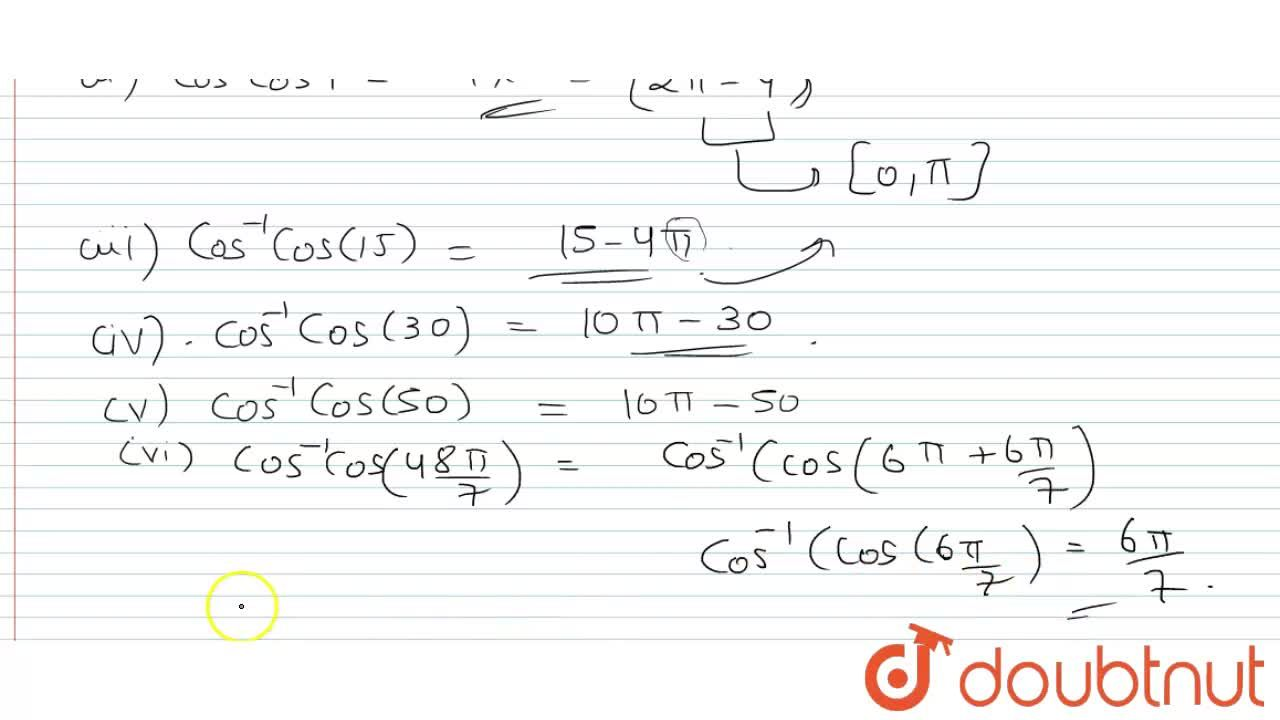 Solution for Find the principal value of the following <br> (i)