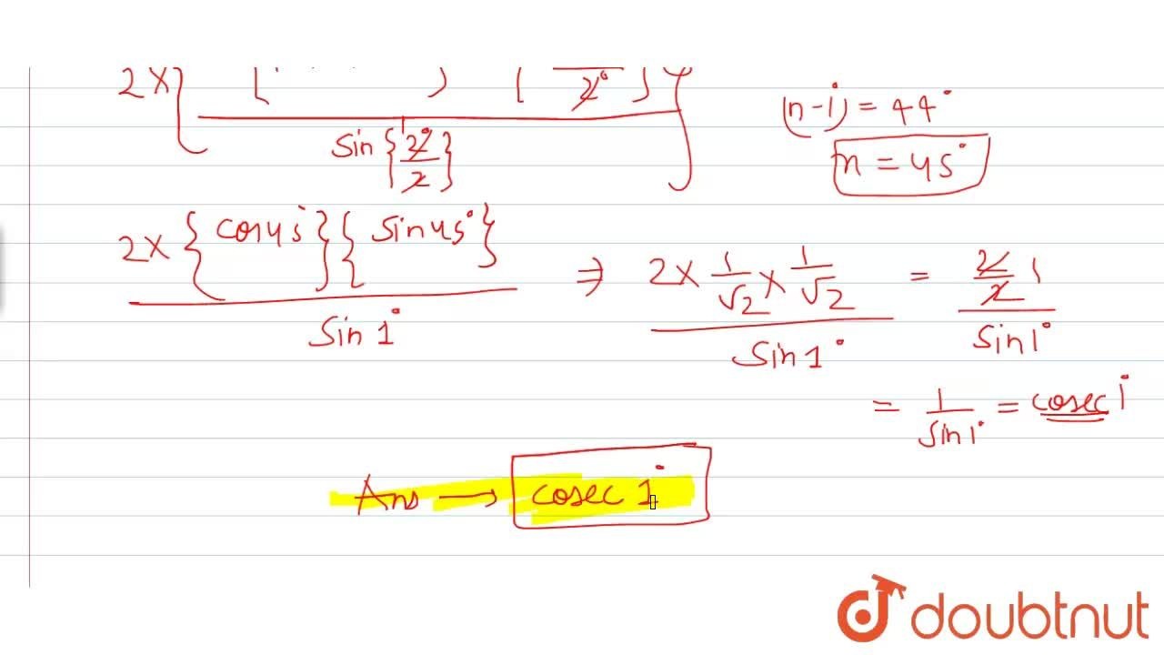 The value of cos(-89^(@))+cos(-87^(@))+cos(-85^(@))+…+cos(85^(@))+cos(87^(@))+cos(89^(@)) is equal to
