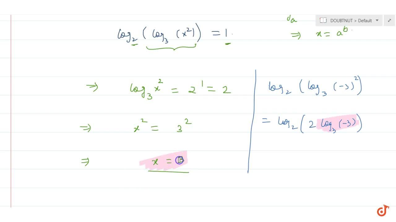 Solution for Number of value(s) of x satisfying the equation