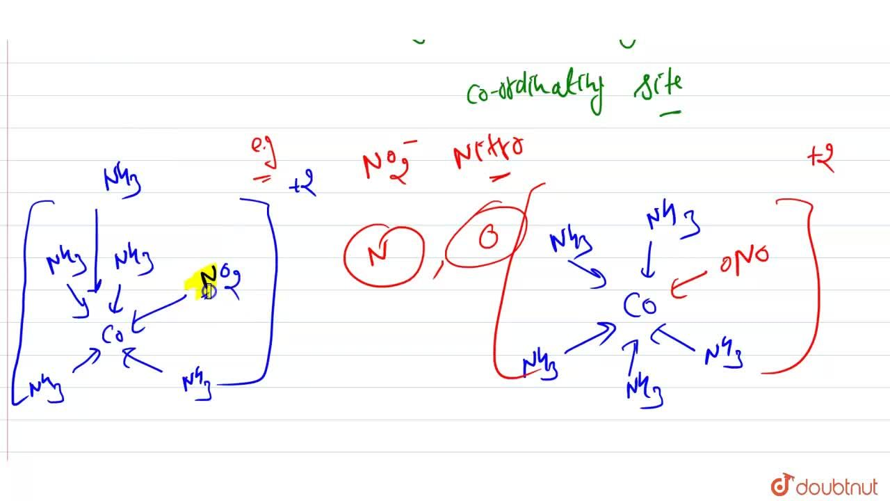 Solution for What aer ambidentate ligands? Give an example.