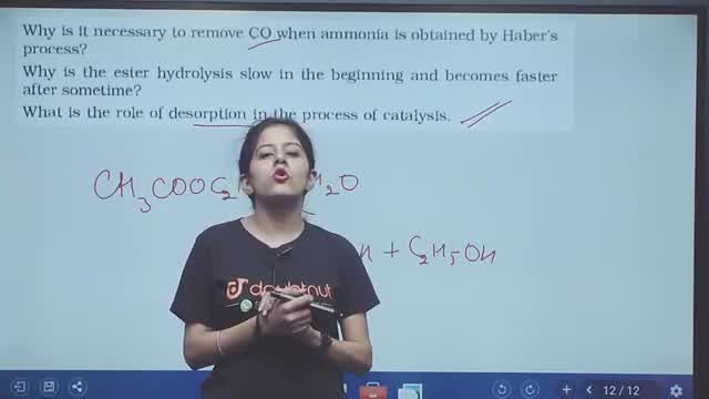 Solution for Class 12 Chemistry   Chapter 5   Surface Chemistry