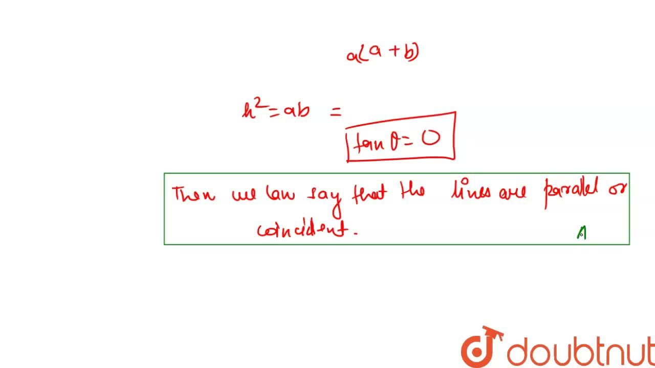 Solution for If in the general quadratic equation f(x,y)=0,Del