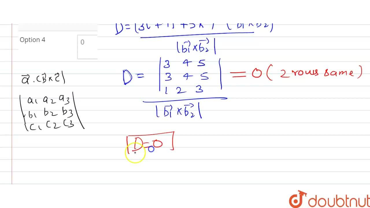 Solution for The shortest distance between the lines (x-2),(3)