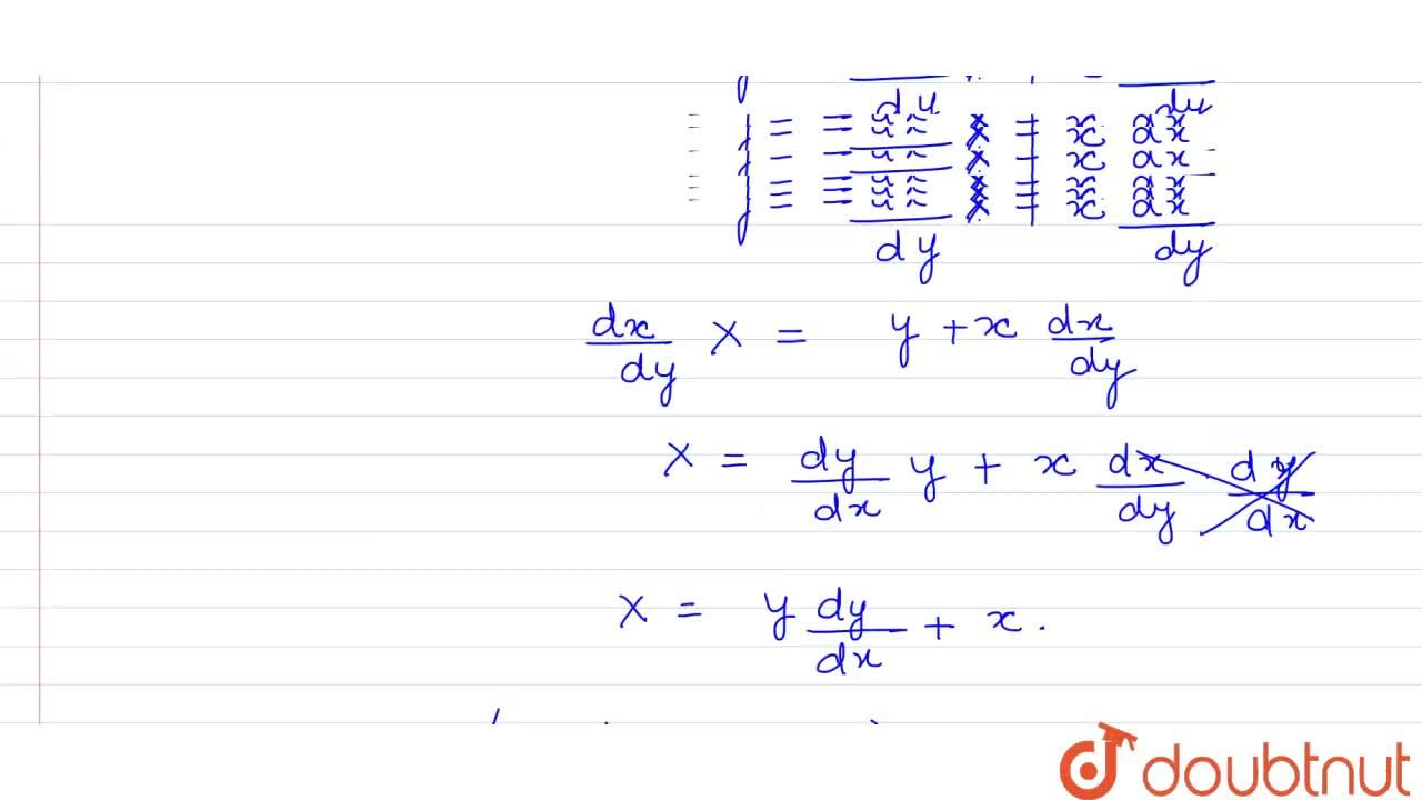 Solution for Let C be a curve such that the normal at any point