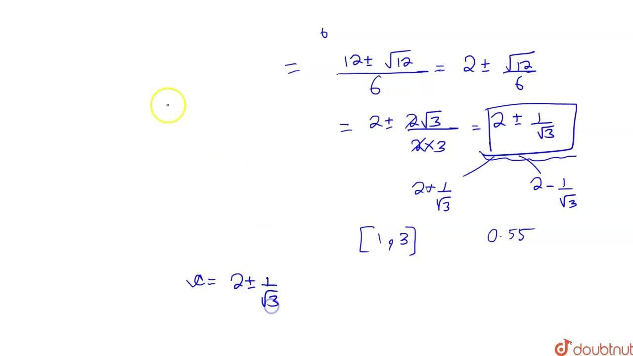 Solution for Check whether the conditions of Rolle's theorem ar