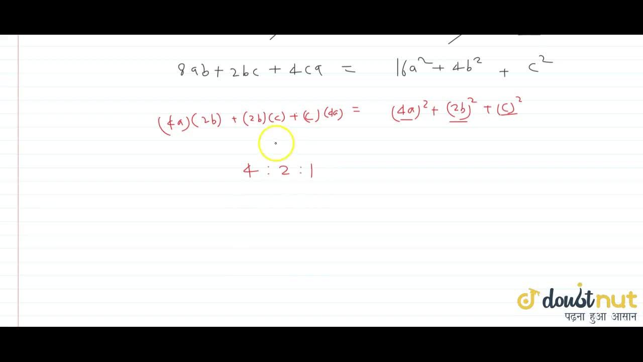 Solution for If the equations ax^2 + bx + C = 0 and x^2 + 2x