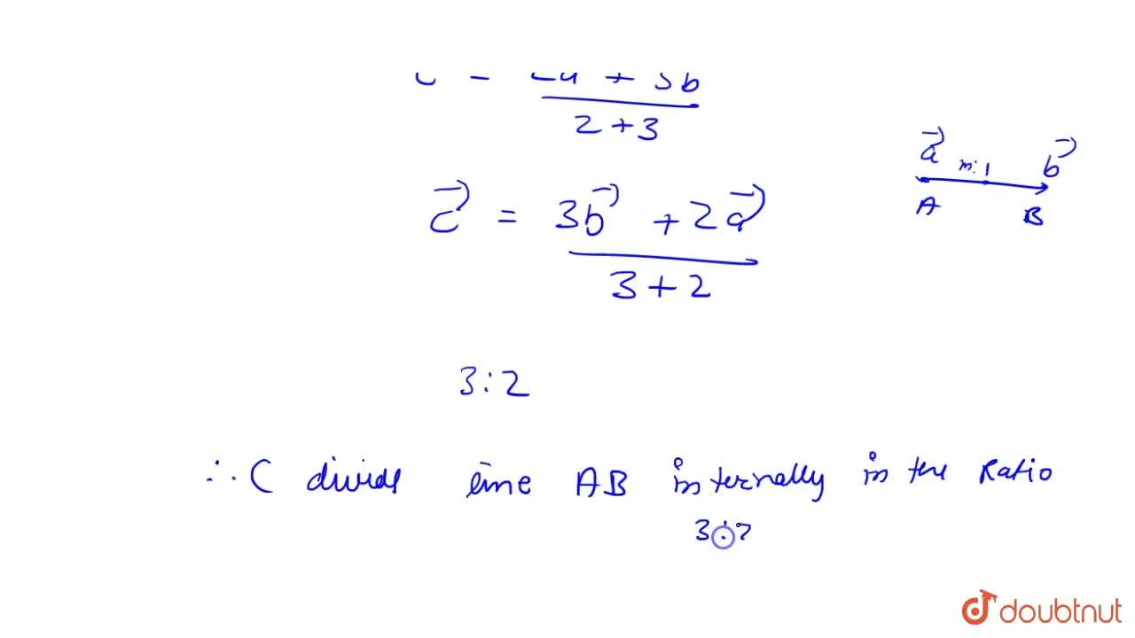 Solution for If bar(a),bar(b),bar(c)are the position vectors