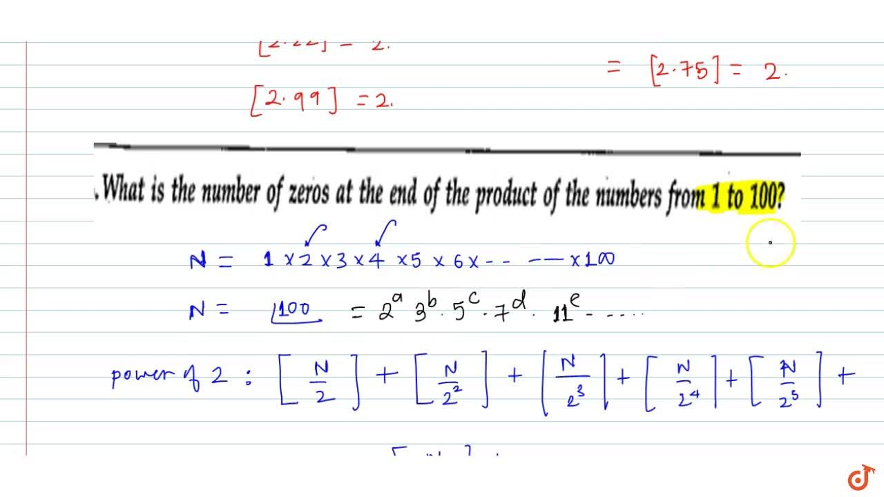 Solution for Greatest integral value