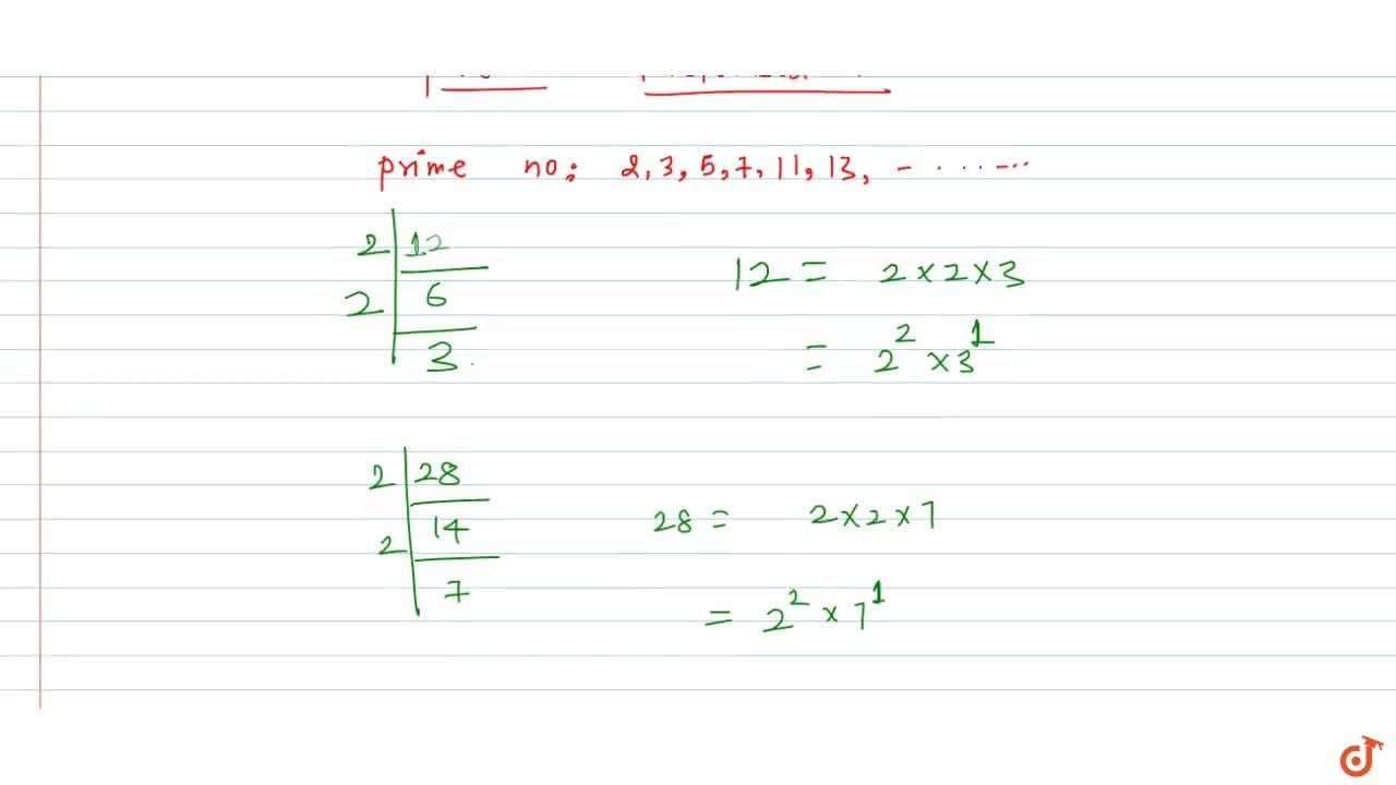 Solution for Factors and multiples of a number