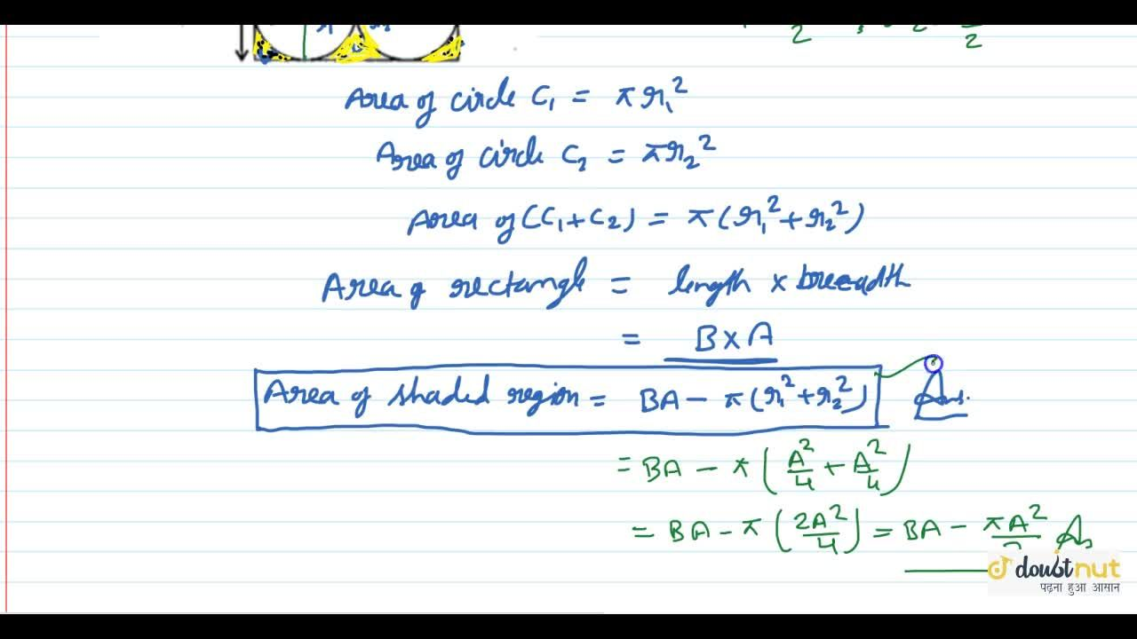 Solution for Problems related to combinations of figures (circl