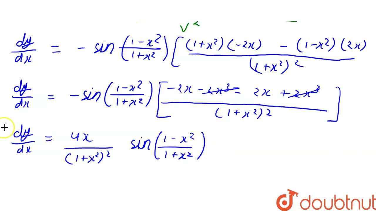 Solution for cos((1-x^(2)),(1+x^(2)))