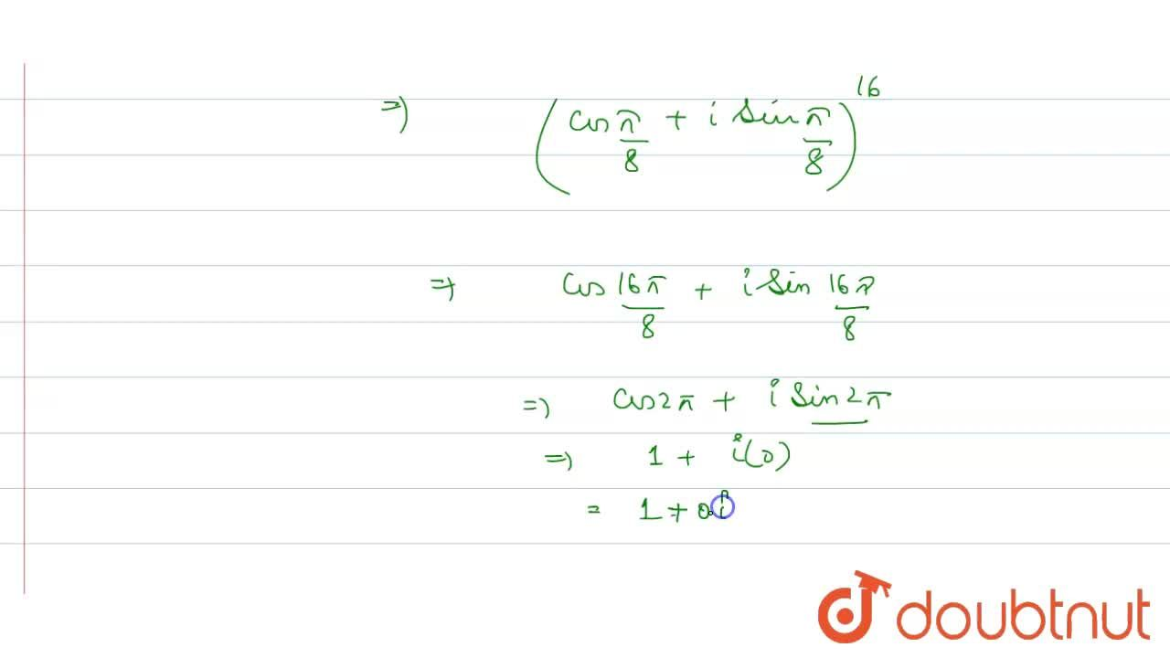 Solution for Express the  following  in a + ib form: <br>  (i