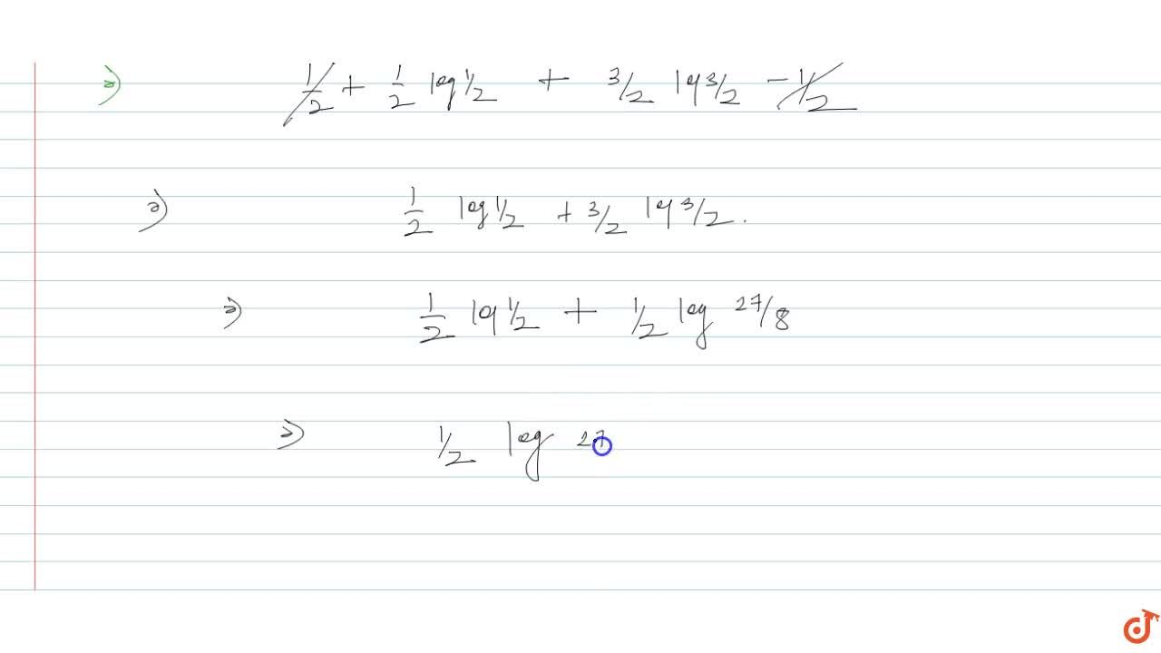 Solution for Find the area enclosed between the curve y=log x_