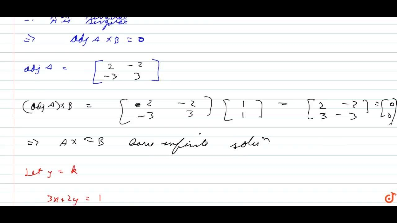 Solution for Show that   each of the following systems of line