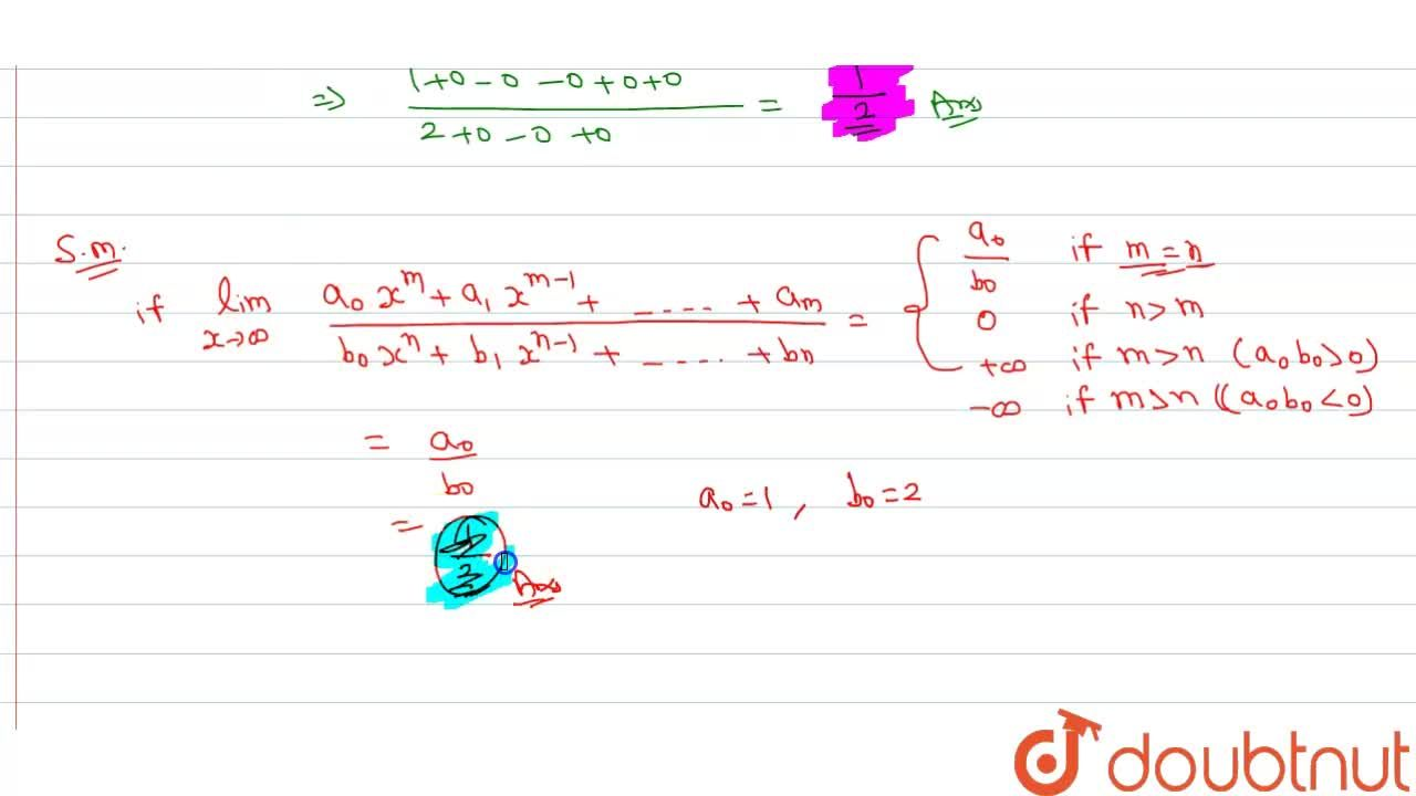 """Solution for Evaluate: underset(x rarr oo)(""""lim"""")(x^(5)+3x^(4)"""