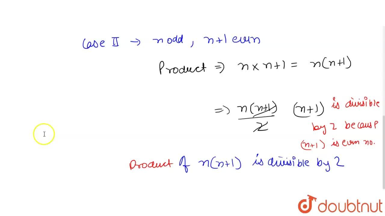 Solution for Prove that the product   of two consecutive posit