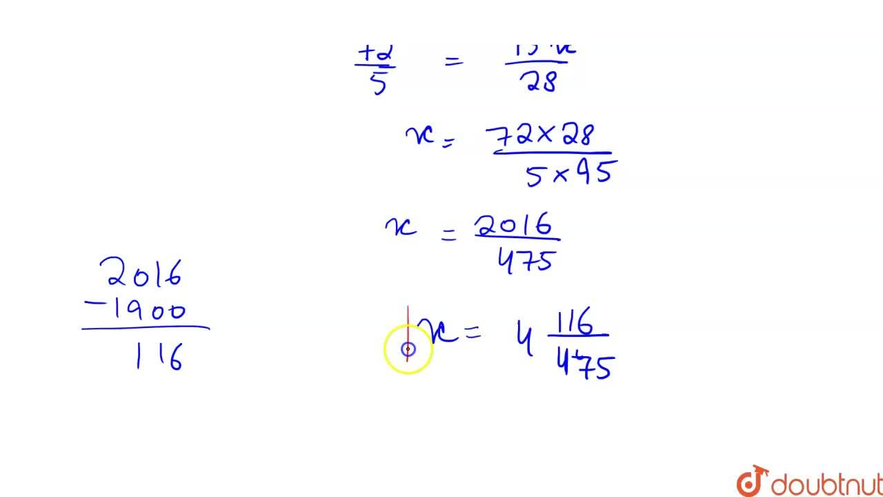 Solution for  5 3,4x+17=2 3,5+9 1,7x
