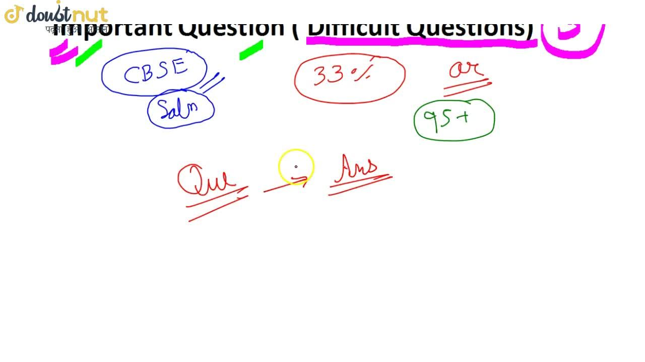 Solution for CBSE Class 10 Maths Exam | 95+ in 3 Days | How To