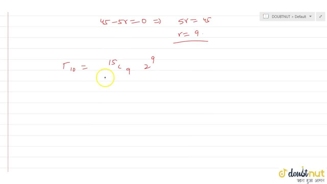 The term independent of x in the expansion of (x^3+2,(x^2))^(15) is