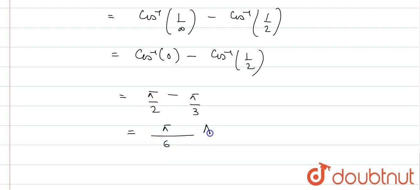 """Solution for Find the value <br> underset(n rarr oo)(""""lim"""") un"""