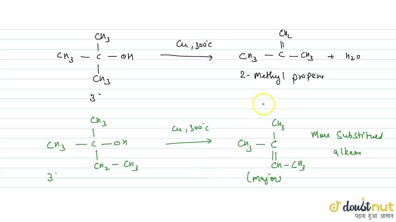 Solution for Catalytic Dehydrogenation
