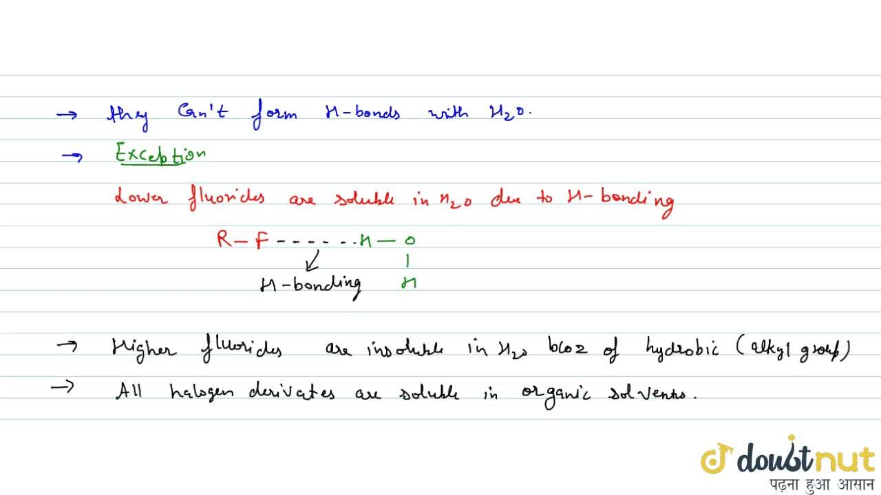 Solution for Physical Properties