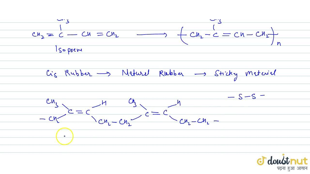 Solution for Polydienes