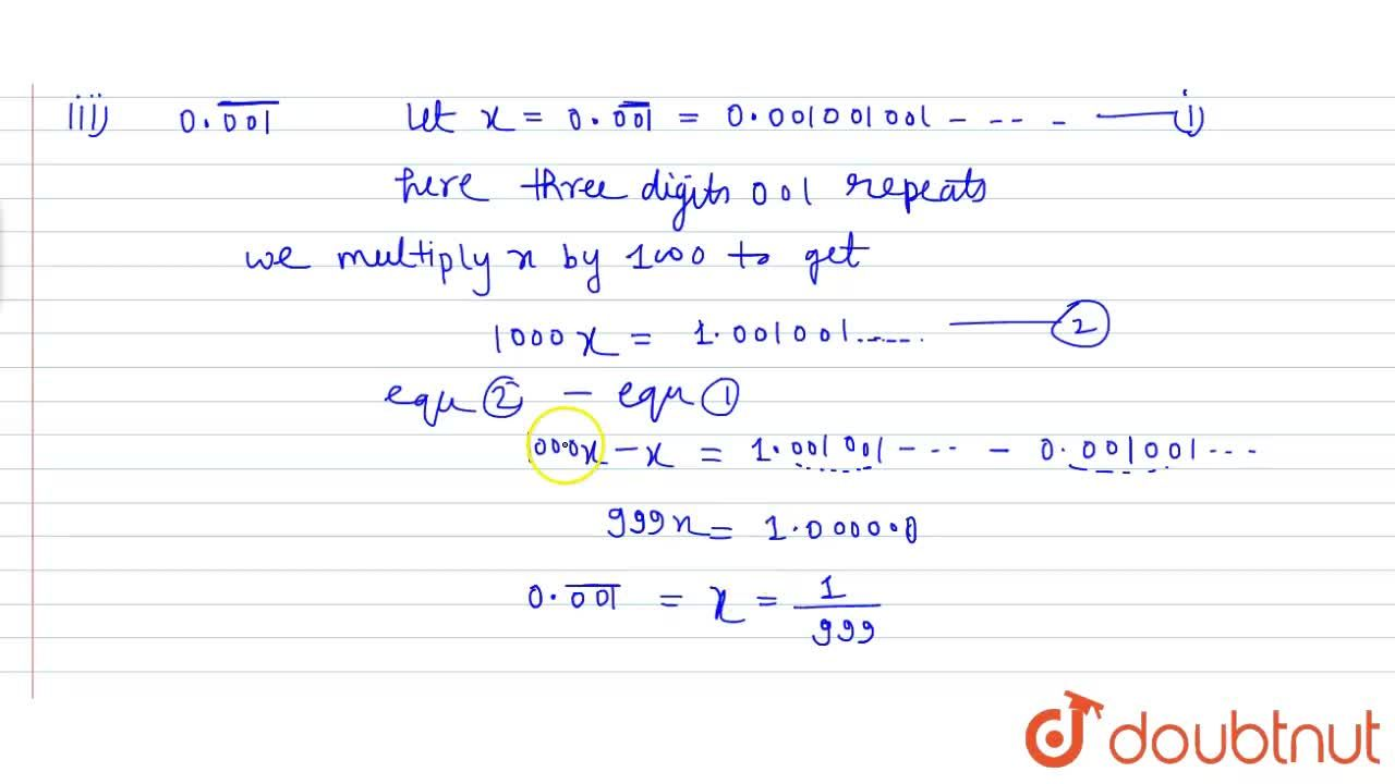 Solution for Express the following in the form p,q ,, where p