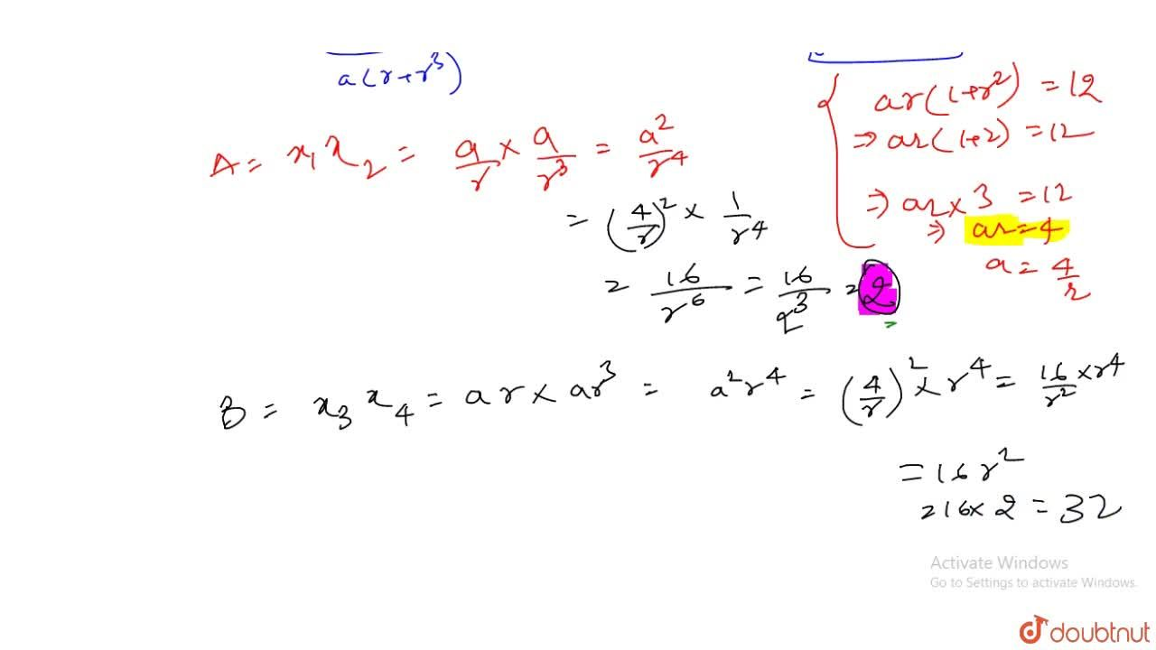 Solution for Let x_1,x_2 be the roots of the equation x^2-3x
