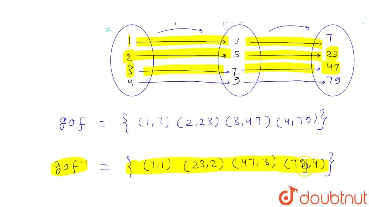 Solution for यदि A = {1, 2, 3,4}, B= {3,5,7,9},C = { 17, 23, 47