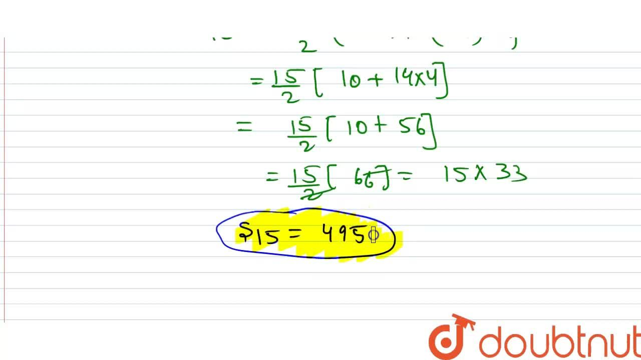 Solution for The 16th term of an AP is 5 times its 3rd term. If