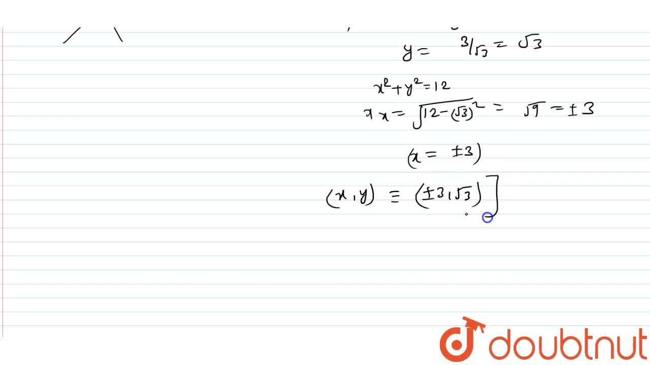 Two vertices of an equilateral triangle are (0, 0) and (0,2 sqrt(3)). Find the third vertex