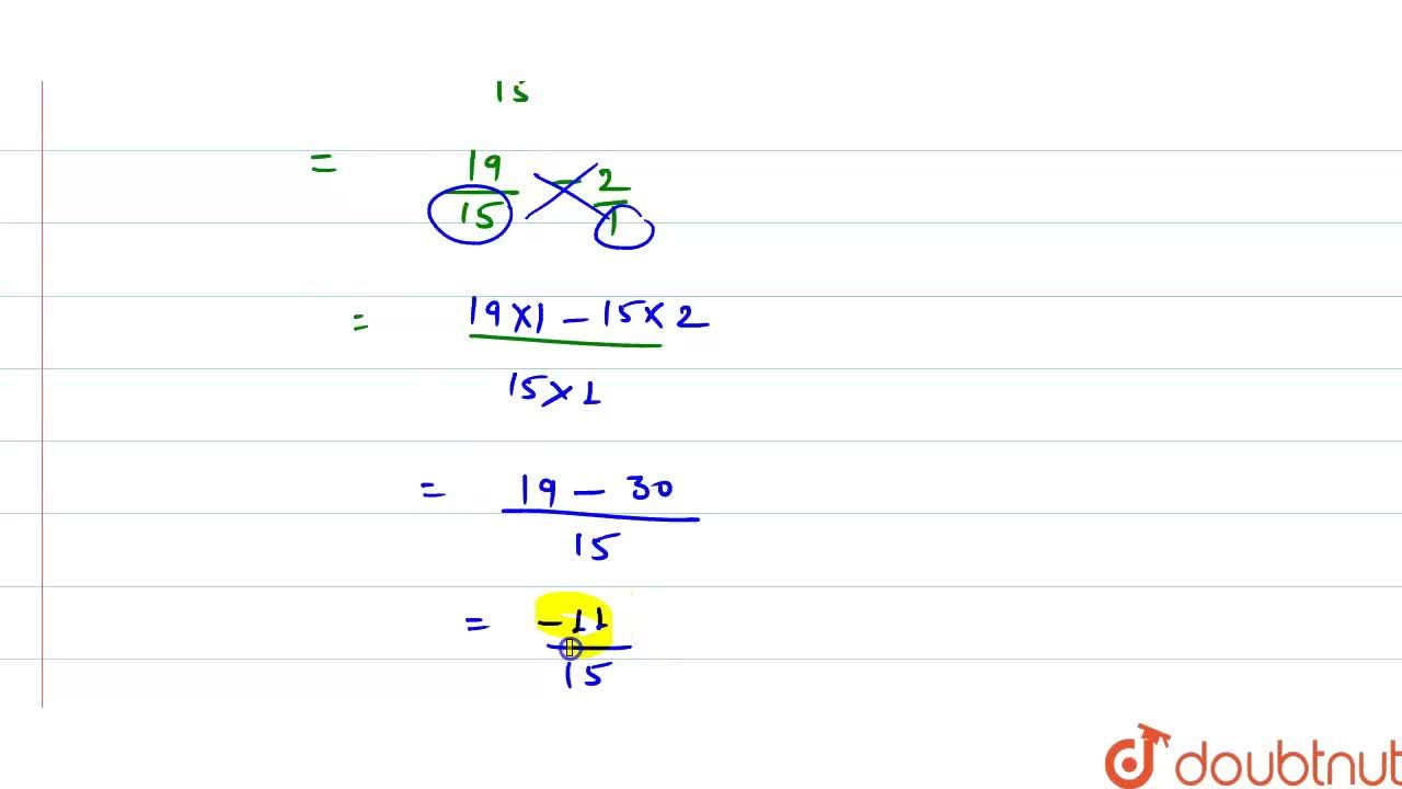 Using commutativity and associativity of addition of ration of
