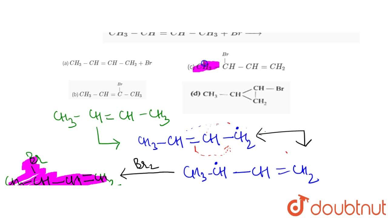 Solution for What is the major bromination product in the follo