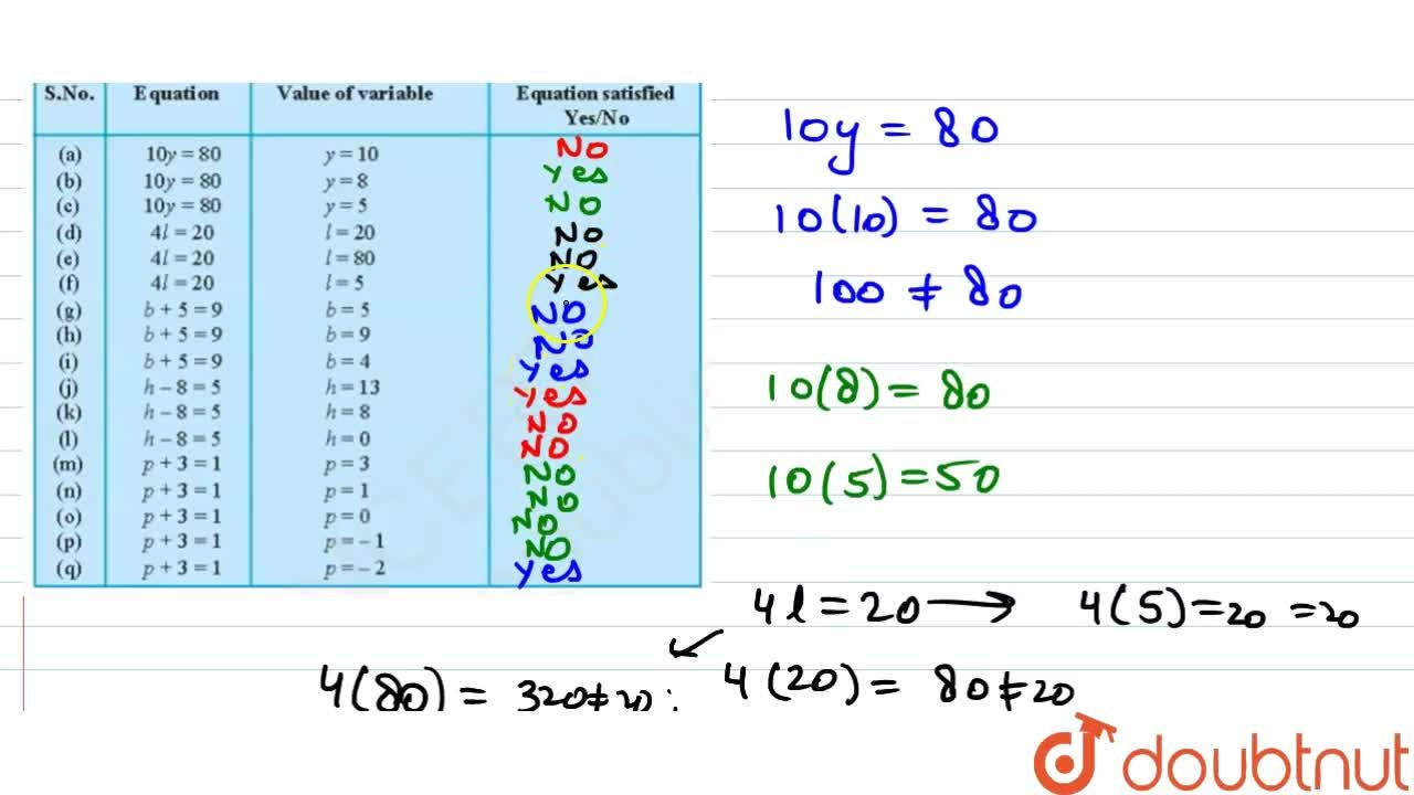 Solution for Complete the entries in the third column of the  t