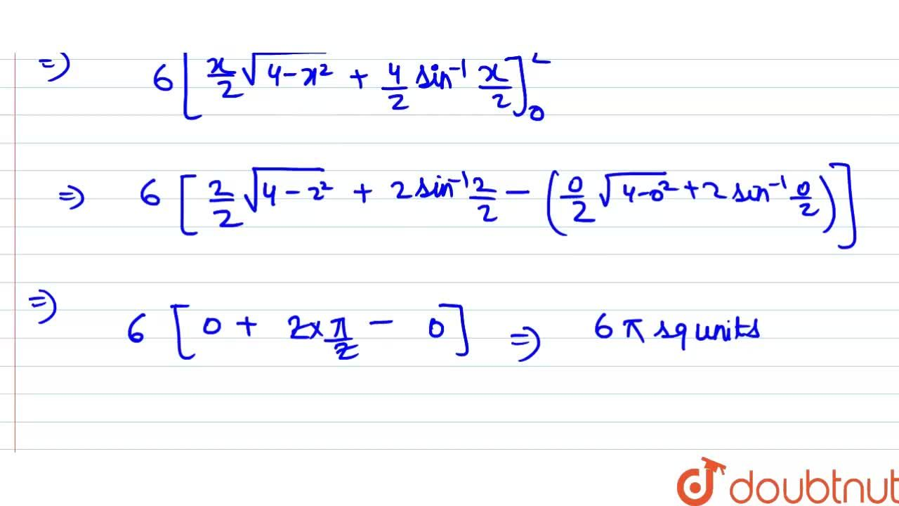 Find the area of the region  bounded by the ellipse (x^2),4+(y^2),9=1