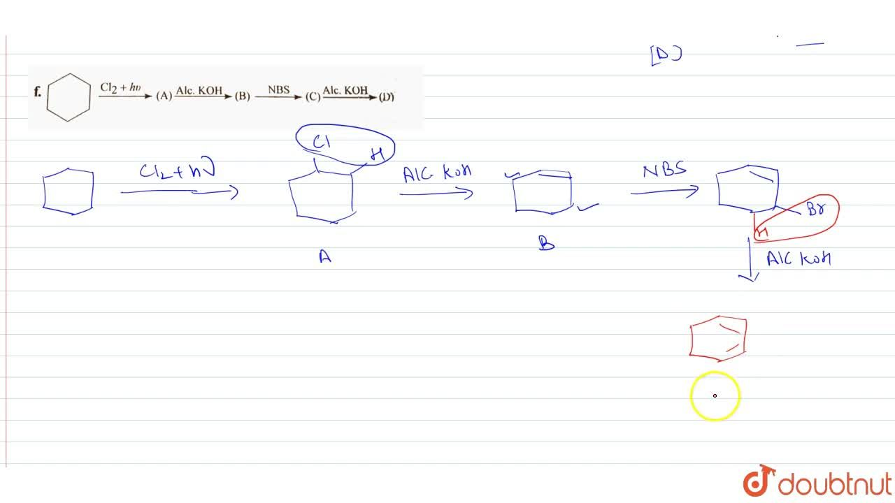 Solution for Complete the following reactions :  <br>  a.