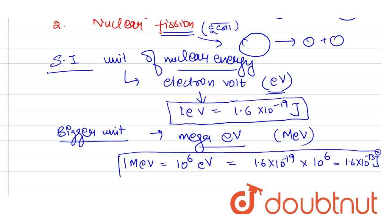 Solution for Nuclear Energy